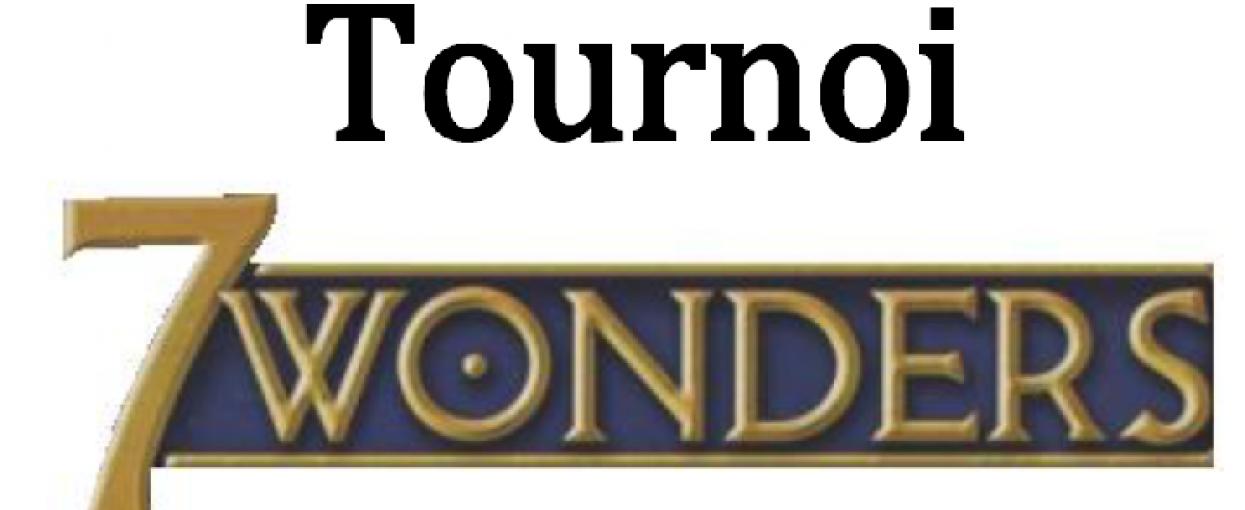 tournoi 7 wonders