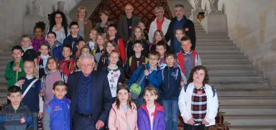 le sénat pour les élèves de saint-laurent